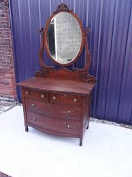 Antique Birdseye Maple Dresser With Mirror by Antique Oak Dresser Orginal Finish Selling Out Make Offer