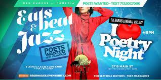 I LOVE POETRY NIGHT RB Vs HIP HOP Vs JAZZ 2 Levels 3 Rooms