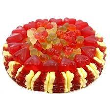 rote grütze torte menge 600g