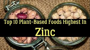 Pumpkin Seeds Zinc Testosterone by Top 10 Plant Based Foods Highest In Zinc Youtube