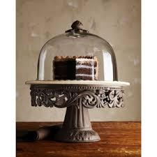 G Collection Cake Dome Pedestal