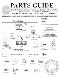 Ceiling Fan Balancing Kit Instructions by Hunter Ceiling Fans Replacement Parts Collection Ceiling