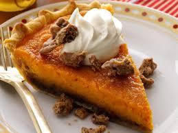 Pumpkin Pie With Pecan Praline Topping by Praline Sweet Potato Pie Recipe Taste Of Home