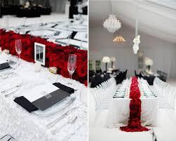 Inside Weddings Chip Gigis Black And White Tented Affair Viva
