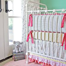 38 best coral and gray inspirational nursery ideas images on