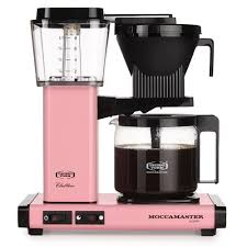 Technivorm Moccamaster Pink Coffee Maker