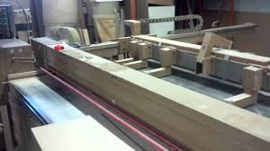 scm model z 45p beam panel saw for sale by brighton woodworking