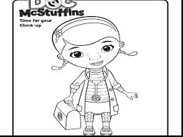 Doc Mcstuffins Printable Coloring Sheets Breathtaking Christmas Pages Hello Kitty Page