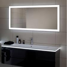 acheter un miroir reflet luz design à éclairage led sanijura sur