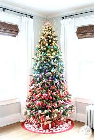 Ombre Christmas Tree Uk