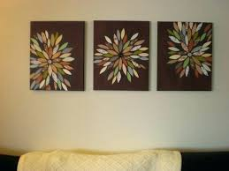 Diy Wall Art Painting Ideas Canvas With Tape Easy Free