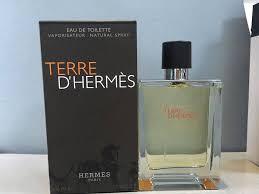 vs real terre d hermes perfume black