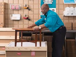 ship furniture packing solutions for household or business