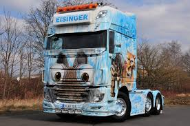 100 Lm Truck Ice Age On A Truck BIGtruck Magazine