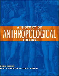 A History Of Anthropological Theory Third Edition By Paul Erickson