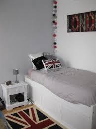 chambre ado gris chambre ado style chambre ado gris blanc et ado