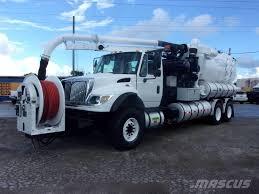 100 Used Vacuum Trucks International 7600
