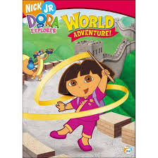 dora the explorer world adventure dvd target