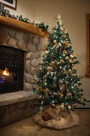 Christmas Tree 10ft by Gold Tree Package Steamboat Christmas Dream U0026 Event Decor