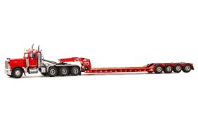 USA Premium Line; PETERBILT 379 RED LOW - WSI Collectors ...