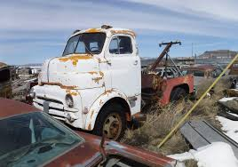 100 Tow Truck From Cars 1950S DODGE SNUB NOSE TOW TRUCK SOLD The Of Tulelake