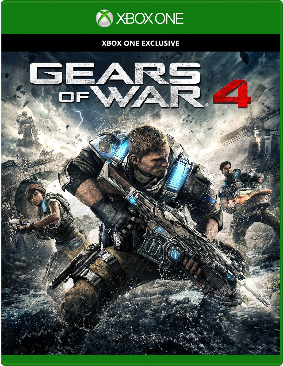 Gears of War 4 [Xbox One Game]