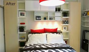 See IKEAs Smart Makeover Of This 300 Sq Ft Bronx Studio Apartment IKEA S