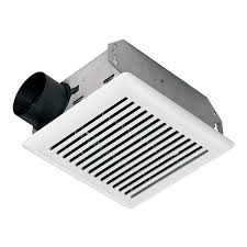 Humidity Sensing Bathroom Fan Wall Mount by Broan Nutone Faucetlist Com