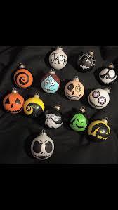Nightmare Before Christmas Zero Halloween Decorations by Best 25 Nightmare Before Christmas Ornaments Ideas On Pinterest