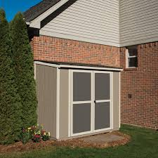 4x8 Metal Storage Shed by Scottsdale 8ft X 4ft Heartland Industries