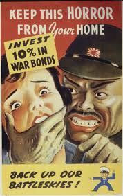 Example Of Anti Japanese Propaganda Taken From The Wikimedia Commons