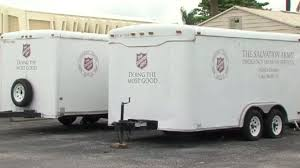 100 Salvation Army Truck The Of Palm Beach County Ready To Help Hurricane