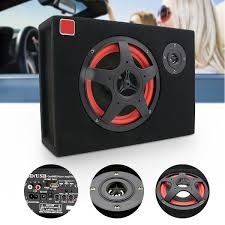 6 Inch 350W Ultra Slim Under Seat Powered Car Truck Subwoofer ... Custom Chevy Ck Ext Cab 8898 Truck Dual 12 Subwoofer Sub Bass Subwoofer Ruced Photo 1908530 Canuck Audio Mart Categoryautomobile Subwooferproductnamecar Car Ultra Gmc Sierra 2500hd Extended 072013 Underseat Single 10 Specific Bassworx Fitting Car And Boxes Pioneer Tsswx310 Enclosed Box Silverado Standard Amazoncom Duha Under Seat Storage Fits 0914 Ford F150 Supercrew Twin 10inch Sealed Mdf Angled Enclosure