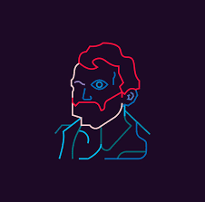 Adobe On Twitter Simple Illustrations Of Famous Artists Which Ones Can You Name Tco YExjZy40M2
