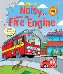 100 Toddler Fire Truck Videos Noisy Windup Fire Engine At Usborne Childrens Books