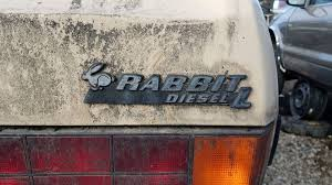 Junkyard Treasure: 1981 Volkswagen Rabbit Diesel | Autoweek 11 1981 Vw Rabbit Truck Mint Green We Bought This One Sotime Weld 1984 To Vw Truck Vwdieselpartscom V W Pickup Trucks For Sale Quoet Vw Aka Caddy Cc Outtake Type 2 And Pickups Zwei Kleine Lastkraftwagen Thesambacom Archives Brochure Dr Cliff Ricketts With Volkswagen Pickup File1981 Diesel Lx Interiorjpg 1982 Youtube Drive By In Hd Almosttrucks 10 Ntraditional The Best Of 2018 Diesel Caddy Rabbit Walk Around