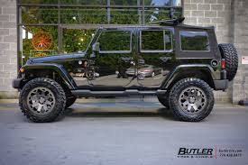 100 16 Truck Wheels Jeep Wrangler With 20in Black Rhino Warlord Exclusively From