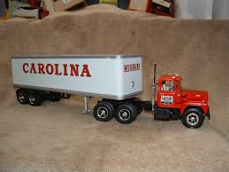 100 Mclean Trucking Carolina Freight Curtis Collectibles