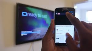 Connect iphone to chromecast Using paypal on google play