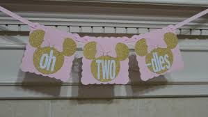 Oh TWO Dles Pink And Gold Minnie Mouse Inspired Banner, 2nd Birthday ... Minnie Mouse Highchair Banner 1st Birthday Party Sweet Pea Parties Banner High Chair Etsy Deluxe Pink Tutu City Mickey Clubhouse First I Am One Decorating Kit Shopdisney Handmade Princess One Bows Custom Amazoncom Am 1 Inspired Happy New Gold Forum Novelties Celebration Decoration Supplies For Themed