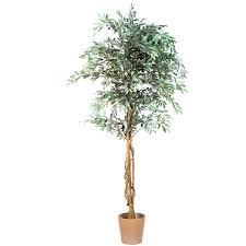 plantasia olivenbaum kunstbaum kunstpflanze 180cm
