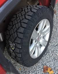 100 Goodyear Wrangler Truck Tires New GoodYear DuraTracs Today 20142018 Silverado Sierra