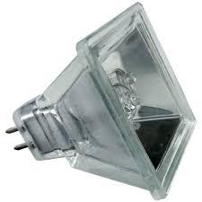 12 volt 20 watt square halogen light bulb au mr16 20qs