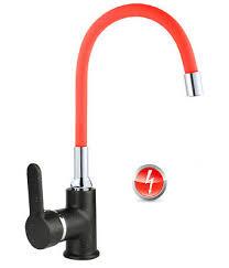 rot küchenarmatur armatur spüle farbig küche wasserhahn
