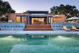 100 Blu Homes Prefab The Breezehouse In Healdsburg California By