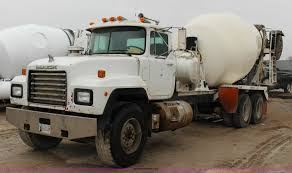 1999 Mack RD690S Mixer Truck   Item L6705   SOLD! April 30 C... Astra Hd7c 6445 Used Concrete Mixer Truck For Sale By Effretti Srl China Truck Mixer For Sale Concrete Suppliers Price Of Buy High Quality Beiben 6x4 Factory Best Sino Truk Howo 64 12m3 Cement Low Price Hino Of Intertional 4300 Pump Auction Or Inventory Quick Mix Holcombe Mixers Good 8 Cubic Meters Mobile Dofeng Mixture Mercedesbenz Atego 1524 4x2 Euro4 1997 Paystar 5000