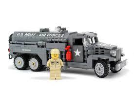 100 Lego Tanker Truck CCKW 2 12 Ton 6x6 Fuel Custom Kits
