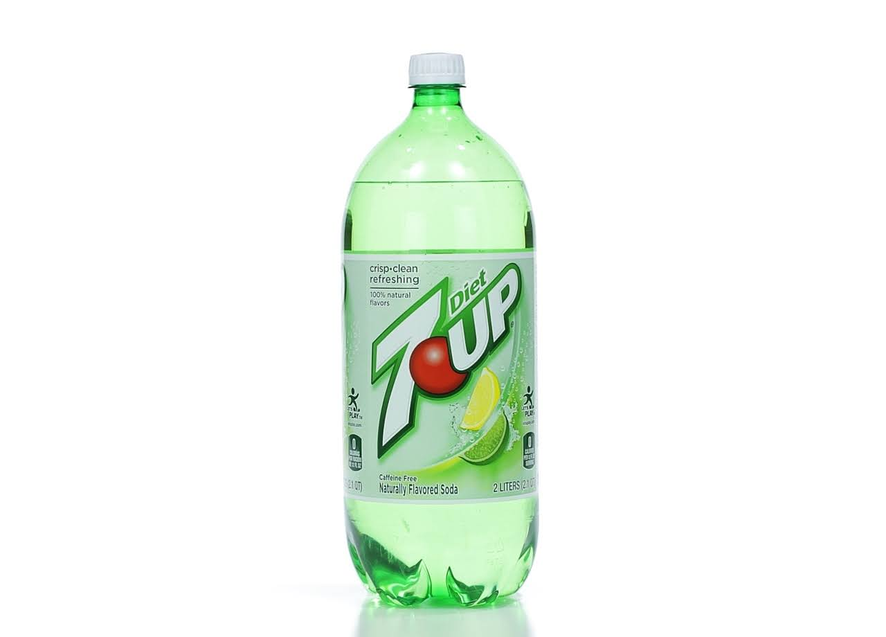 7 UP Diet Soda Soft Drink