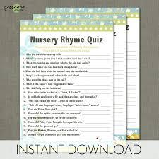Peter Peter Pumpkin Eater Rhyme Free Download by Nursery Rhyme Baby Shower Invitations Photo Rhyme Initials Nursery