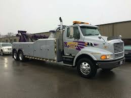 100 Ford Sterling Truck Big Wreckers Pinterest Tow S